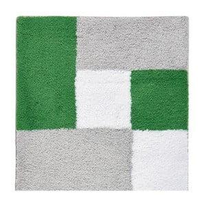 Kúpeľňová predložka Zamba Green, 60x60 cm