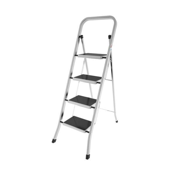 Skladací rebrík so štyrmi schodmi Colombo New Scal Factotum