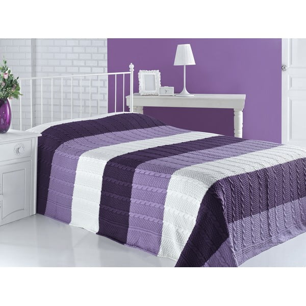 Deka Purpura Knit, 200x240 cm