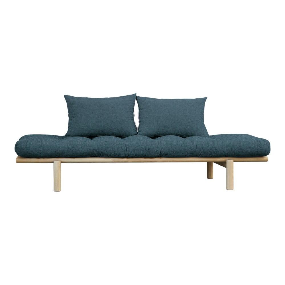 Pohovka Karup Design Pace Natural Clear/Dark Blue