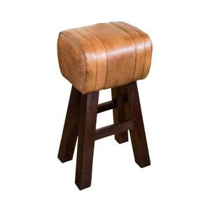 Kožená stolička Antic Line Drancis
