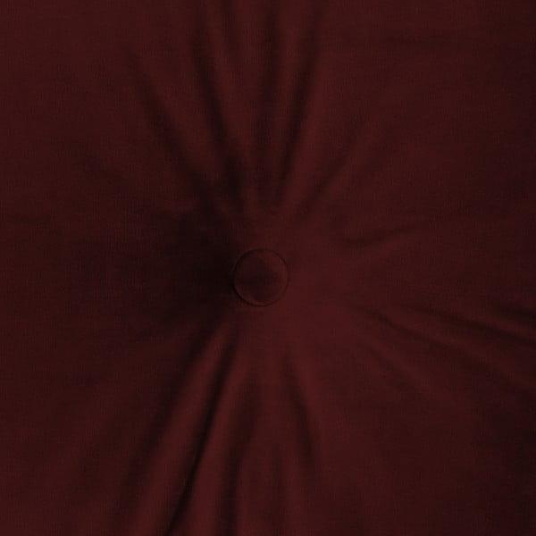 Tmavočervená trojmiestna pohovka Vivonita Portobello