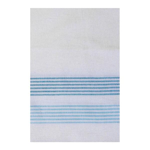 Hamam osuška Berrak Blue, 80x160 cm