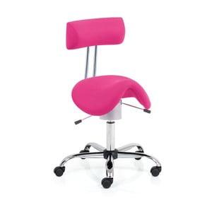 Kancelárske kreslo Ergo Flex, ružové