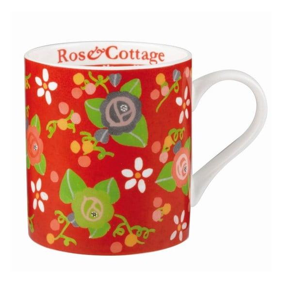 Hrnček JD Rose Cottage, 340 ml