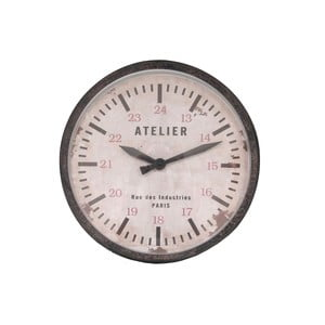 Hodiny Clock Factory Spirit, 43 cm