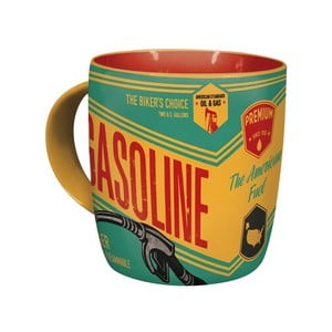 Keramický hrnček Postershop Gasoline