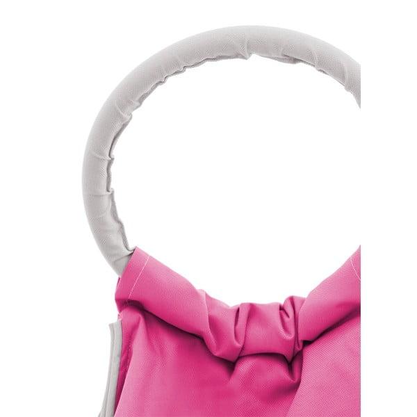 Sedací vak Vivonia Outdoor Pink/Silver