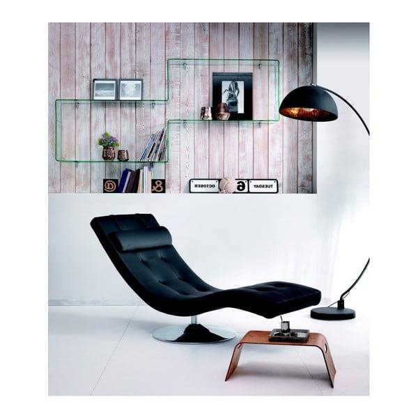Čierna leňoška Design Twist Nanjing