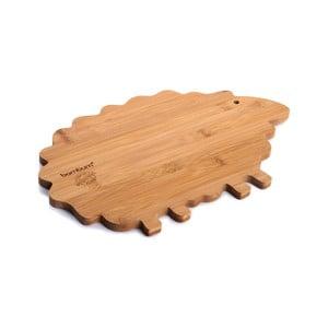 Bambusová krájacia doska Bambum Nino Kuzu, 35 × 22 cm