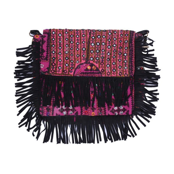 Ručne šitá taška Bolso Flecos