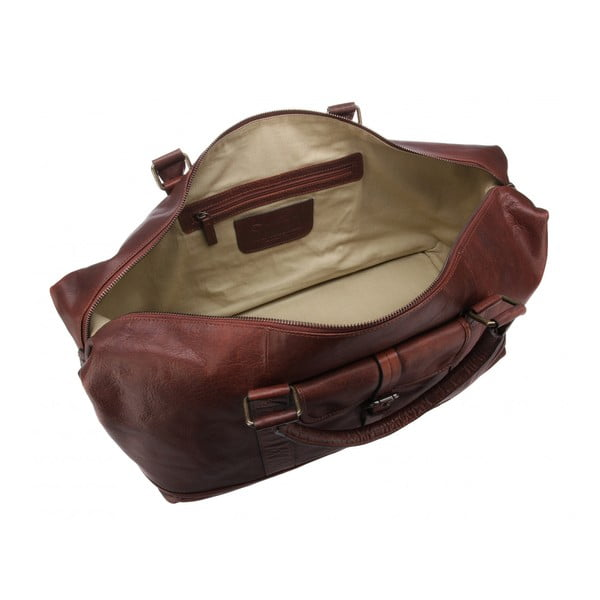 Unisex kožená taška Starboard Vintage Treacle