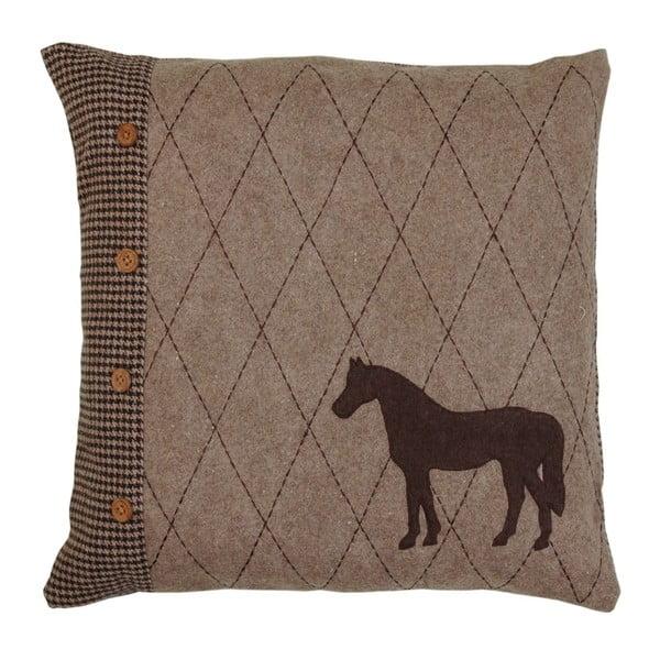 Vankúš France Horse, 50x50 cm