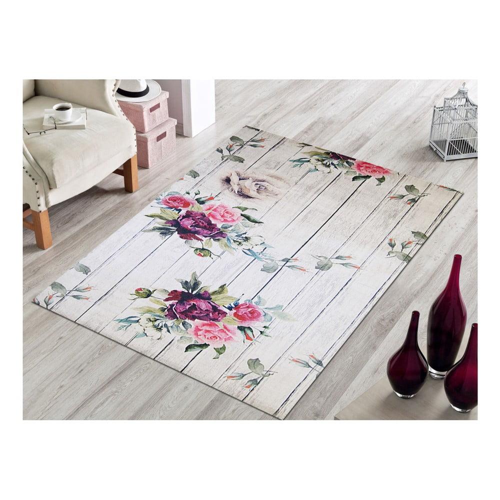 Odolný koberec Vitaus Parosso, 80 × 120 cm