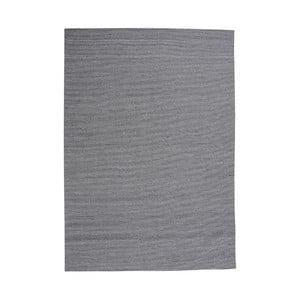 Vlnený koberec Casa Black/White, 160x230 cm