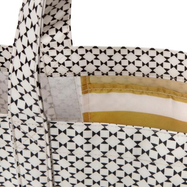 Nákupná taška Caroline Gardner Geometric