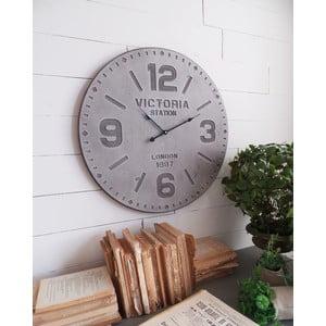 Nástenné hodiny Victoria Station, 60 cm