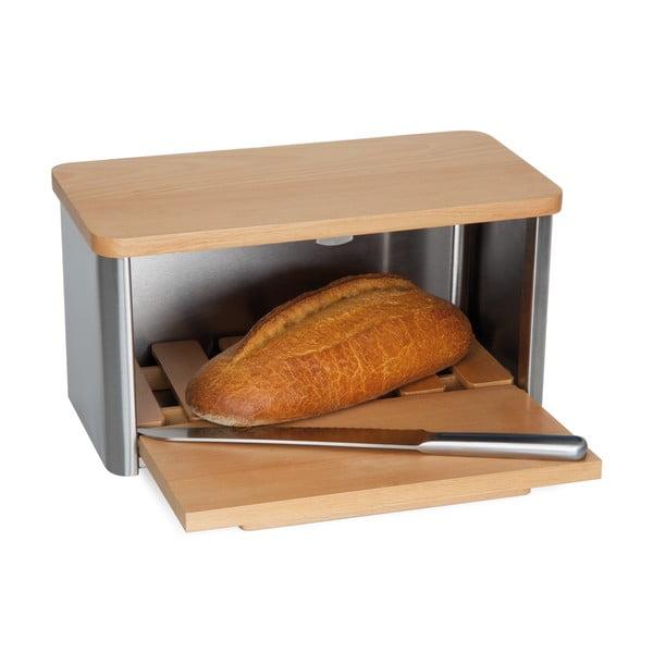 Chlebník s doskou na krájanie Universal