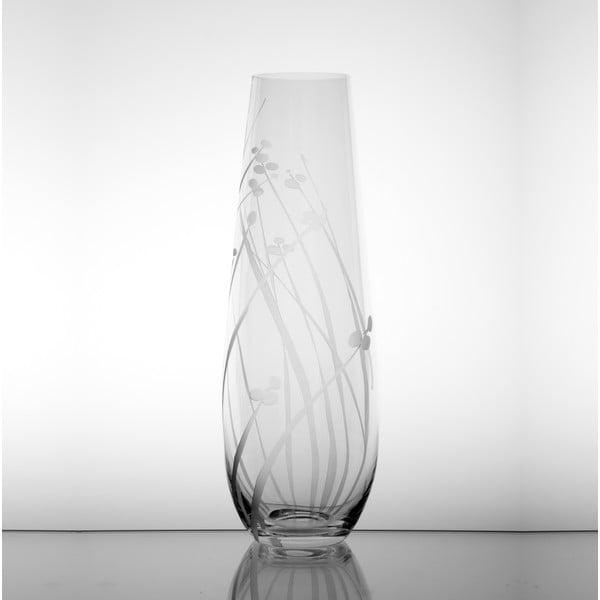 Ateliér Žampach, váza Ľan 34 cm