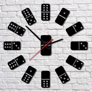 Nástenné hodiny Domino