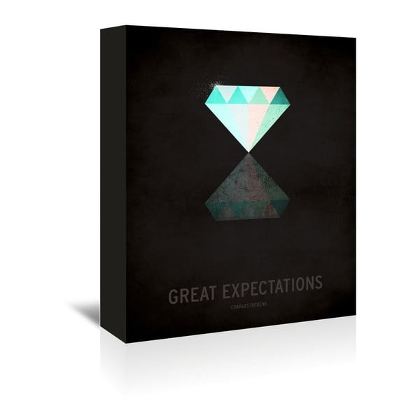 Obraz na plátne Great Expectations od Christiana Jacksona