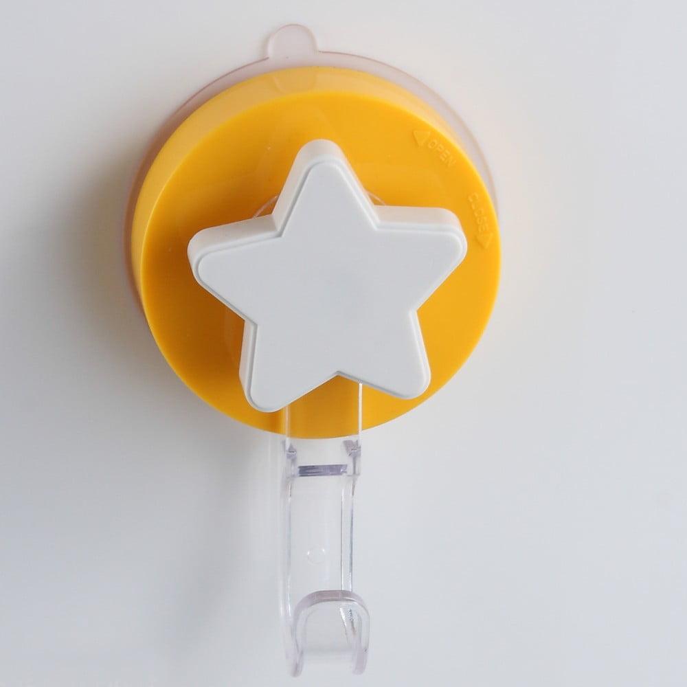 Žltý háčik bez nutnosti vŕtania ZOSO Star