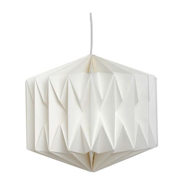 Stropné svetlo Papel Origami