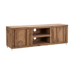 Televízny stolík z dreva sheesham Mauro Ferretti Elegant