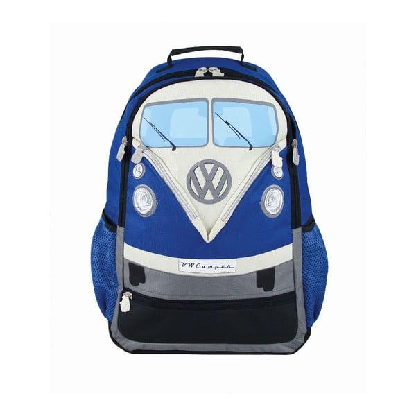 Batoh VW Camper, modrý