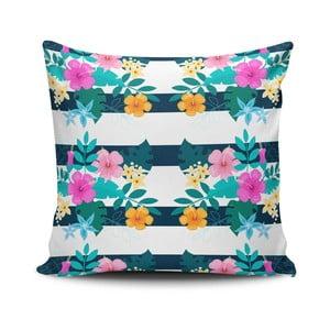 Obliečka na vankúš s prímesou bavlny Cushion Love Ruteno, 45 × 45 cm