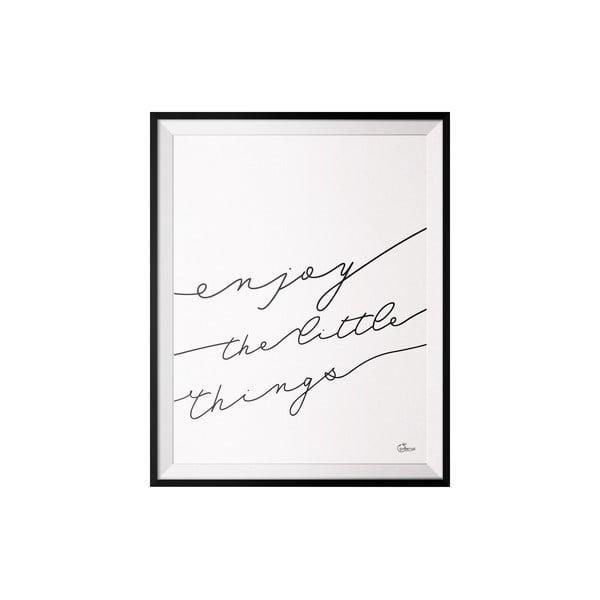 Plagát Enjoy, 40x50 cm