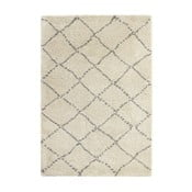 Krémovo-sivý koberec Think Rugs Royal Normandic Cream, 120 × 170 cm