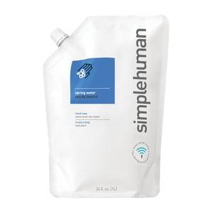 Hydratačné tekuté mydlo simplehuman spring water