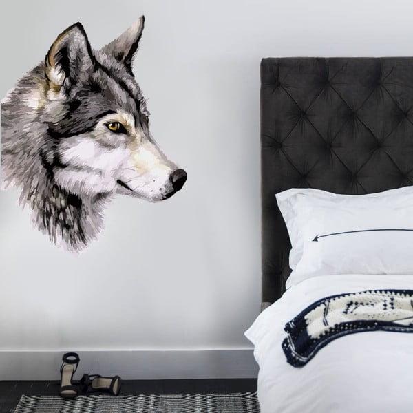 Samolepka na stenu Wolf
