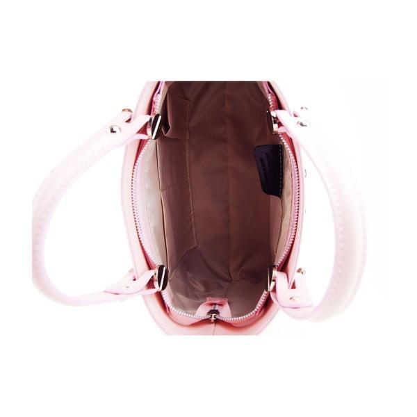 Kožená kabelka Adelaide Rosa