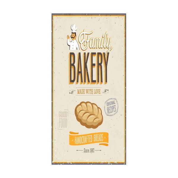 Koberec z vinylu Cocina Family Bakery, 50x80 cm