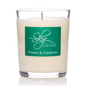 Sviečka s vôňou bobuľového ovocia, korenia a klinčeka Skye Candles Container, dĺžka horenia 12 hodín