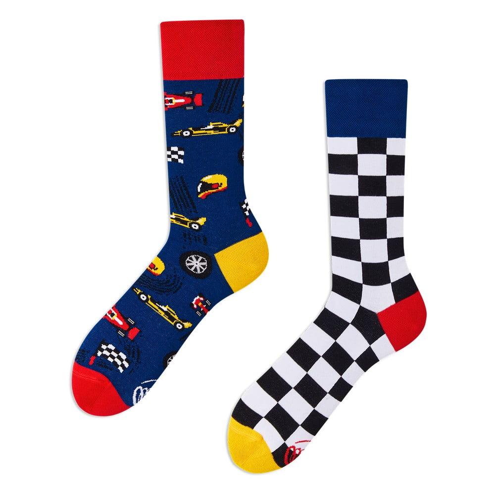 Ponožky Many Mornings Formula Racing, veľ. 43-46