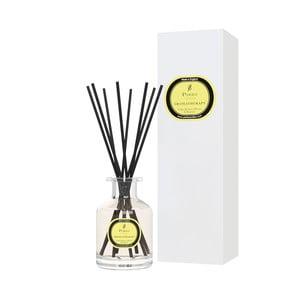 Vonný difuzér Aromatherapy, vôňa lipových kvetov a mimózy