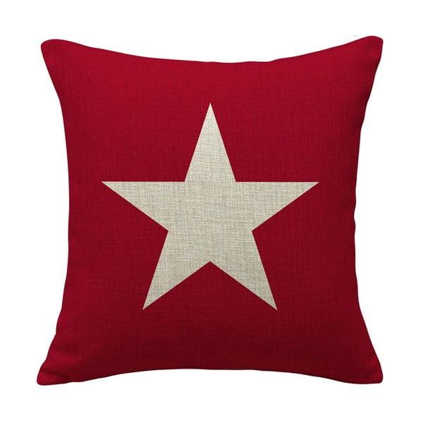 Vankúš Star Pink, 45x45 cm