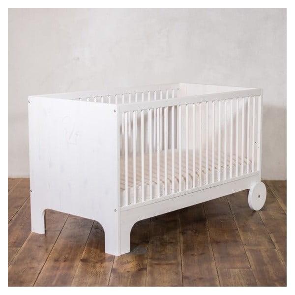 Detská postieľka Crib Lumy White