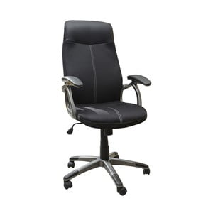 Čierna kancelárska stolička 13Casa Advokátska kancelária