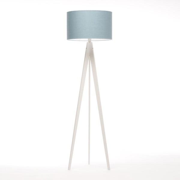 Stojacia lampa Artist Turqoise, 150 cm