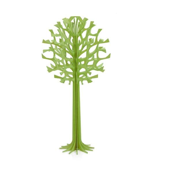 Skladacia dekorácia Lovi Tree Light Green, 68 cm