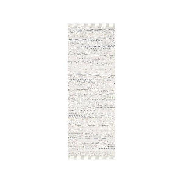 Koberec Elena 68x243 cm, svetlý