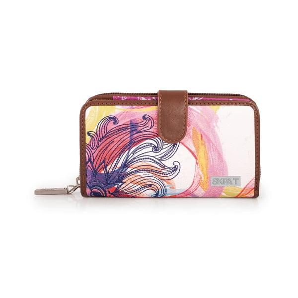 Peňaženka Skpa-T Purple, 16x9 cm