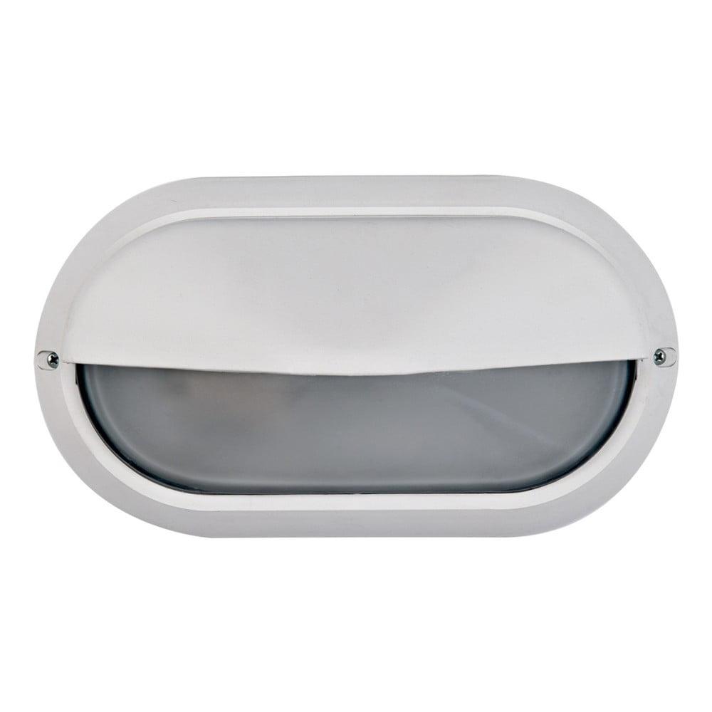 Biele nástenné svietidlo Masivworks Boxy