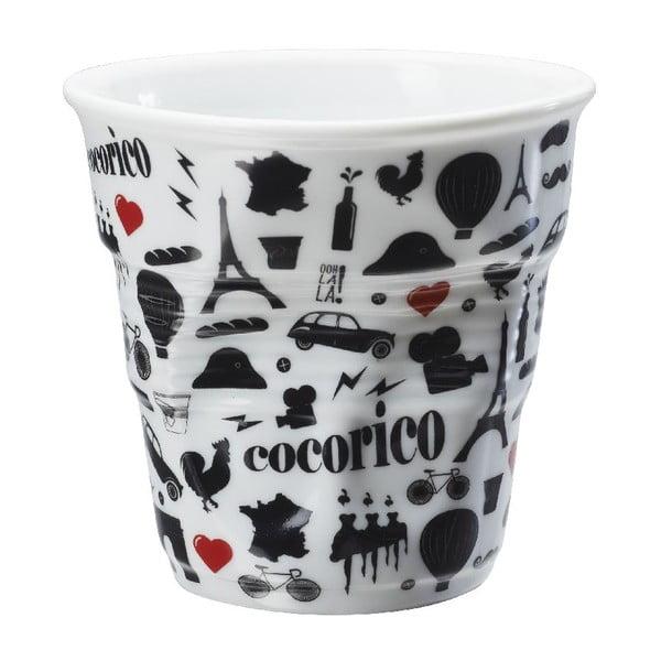Pohárik na cappuccino I Love France 18 cl