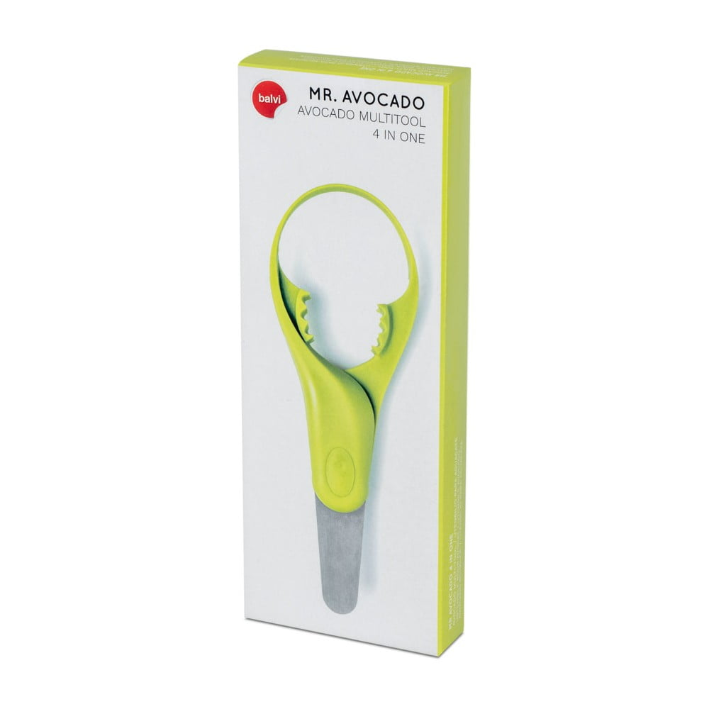 Zelený nástroj na avokádo Balvi Mr. Avocado