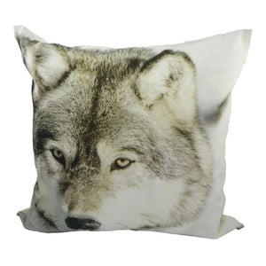 Vankúš Winter Wolf 50x50 cm